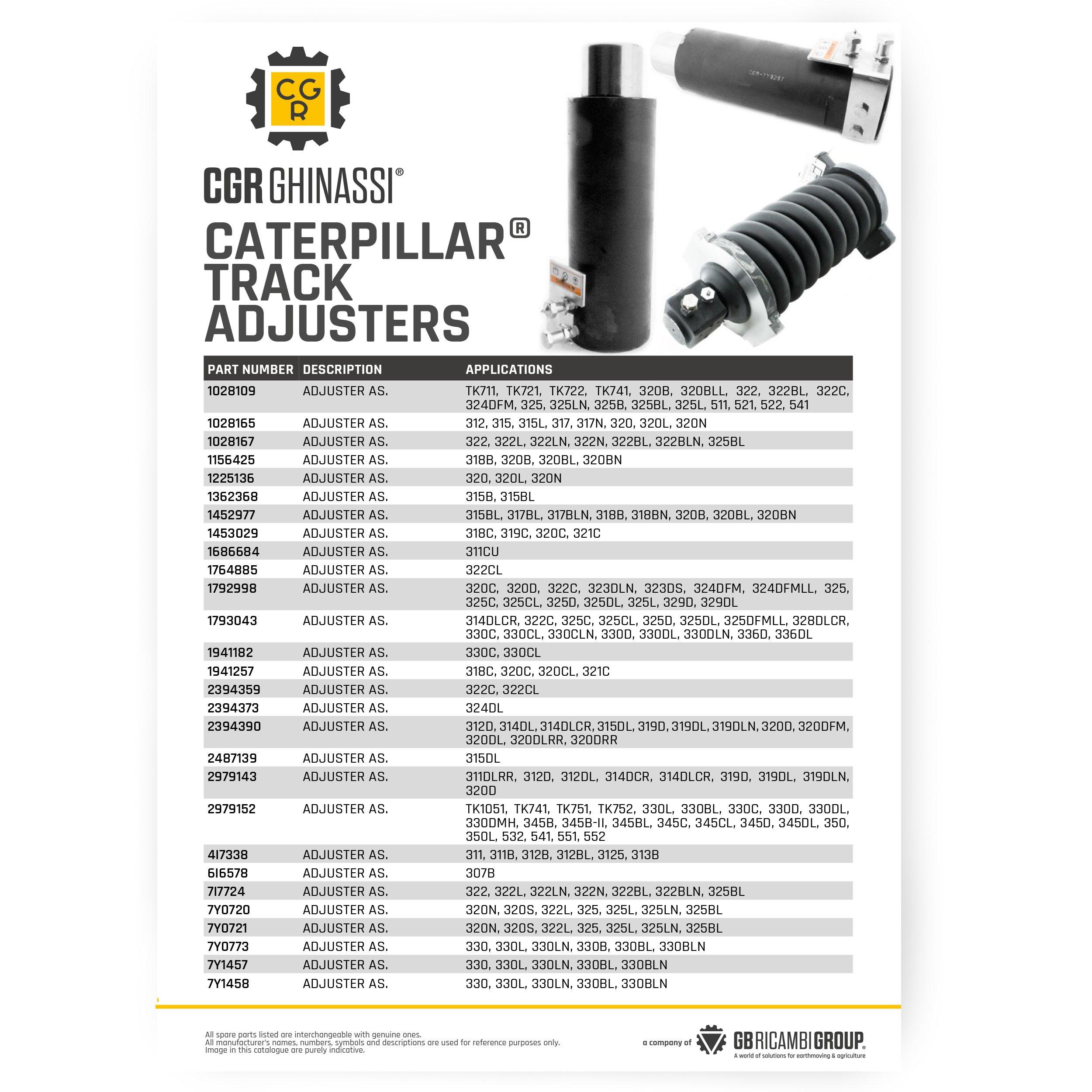 track adjuster