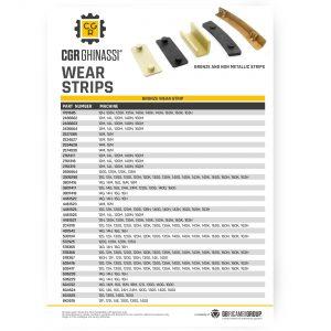 wear strips